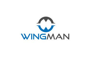 nº 68 pour Design a Logo for Wingman par rraja14