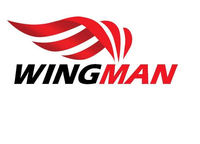 Penyertaan Peraduan #51 untuk Design a Logo for Wingman