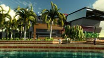 Contest Entry #13 for Riverfront Residence Render