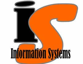 "nº 6 pour Design a Logo for ""Information Systems"" chair par alek2011"