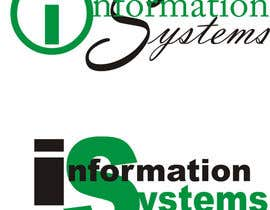 "#14 for Design a Logo for ""Information Systems"" chair by israrsoft"