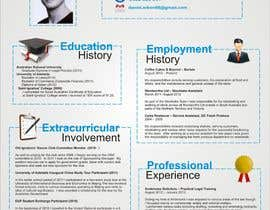 #10 for Resume Design by fachrul8