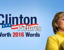 jessikaguerra tarafından Hillary Clinton Photoshop - http://clinton.pictures için no 14