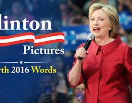 DEZIGNWAY tarafından Hillary Clinton Photoshop - http://clinton.pictures için no 18