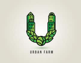 Alinawannawork tarafından Urban Farm - Logo Design için no 54