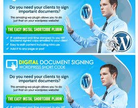#39 for Design a Banner for my wordpress plugin af bannersworld