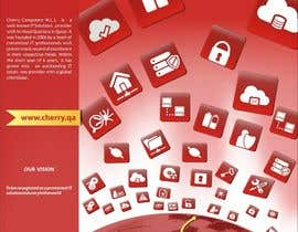 nº 47 pour Brochure Design for Cherry Computers Co. W.L.L. par DYNAMICWINGS