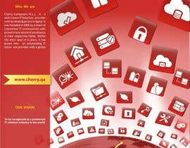 #54 para Brochure Design for Cherry Computers Co. W.L.L. por DYNAMICWINGS