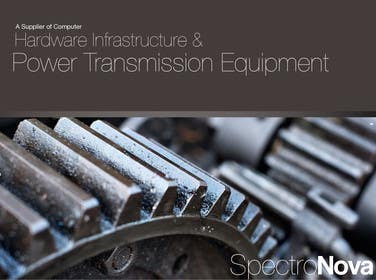 #27 for Design a Logo for SpectroNova: A Supplier of Computer Hardware Infrastructure and Power Transmission Equipment by creativeartist06