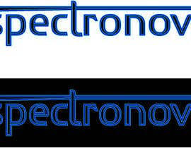 #221 for Design a Logo for SpectroNova: A Supplier of Computer Hardware Infrastructure and Power Transmission Equipment af dennisabella