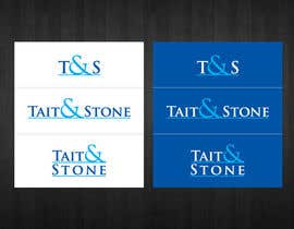 "#253 para Design a Logo for ""Tait & Stone Ltd"" por ConceptFactory"
