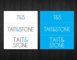"#354 for Design a Logo for ""Tait & Stone Ltd"" af ConceptFactory"