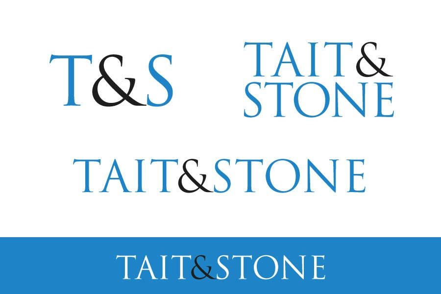 "#303 for Design a Logo for ""Tait & Stone Ltd"" by graphics8"