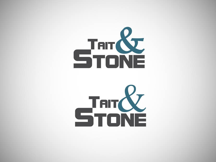"Konkurrenceindlæg #334 for Design a Logo for ""Tait & Stone Ltd"""