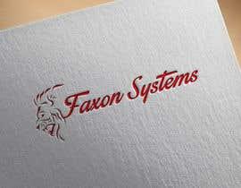Angelbird7 tarafından Faxon Systems Logo için no 236
