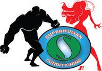 Graphic Design Entri Peraduan #20 for Design a 'comic book style' Logo for: Superhuman Conditioning