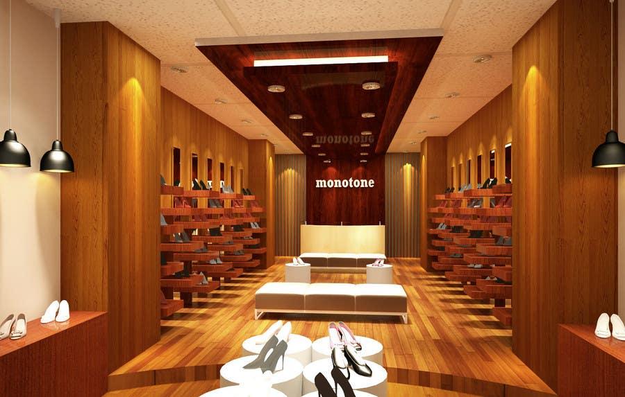 Inscrição nº 84 do Concurso para 3D Photorealistic Rendering - Shop