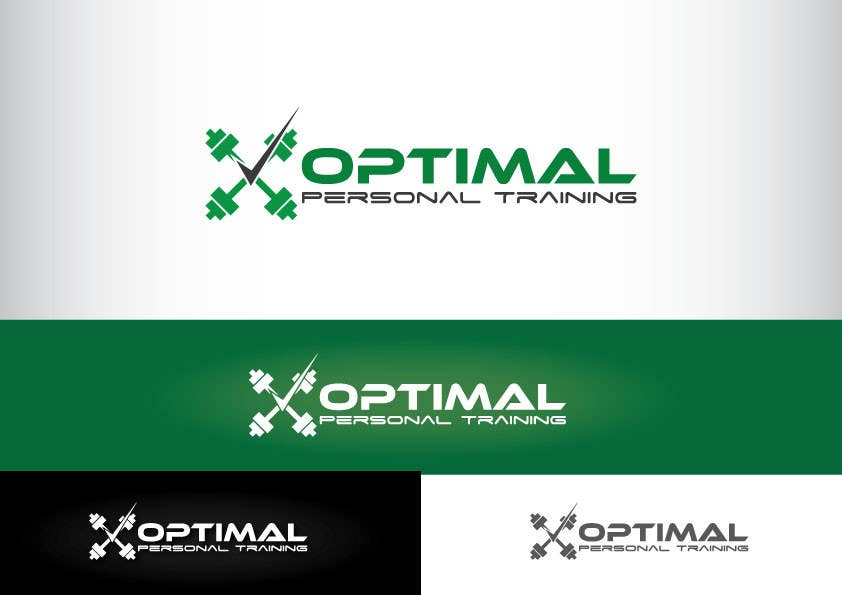 #13 for Design a Logo for Personal Training Website & Marketing Material by GeorgeOrf