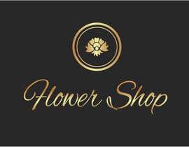 Nro 54 kilpailuun Flower shop logo -- 1 käyttäjältä sunsetart