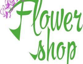 Nro 53 kilpailuun Flower shop logo -- 1 käyttäjältä TaiiaS15