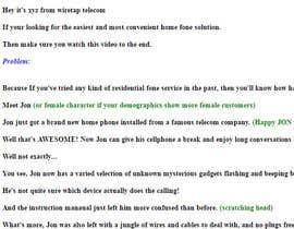 Nro 2 kilpailuun Prepare a script for a whiteboard explainer video käyttäjältä martinleeplokij