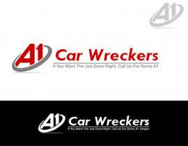 #8 para Design a Logo for A1 Car Wreckers por clickstec