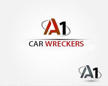 Penyertaan Peraduan #11 untuk Design a Logo for A1 Car Wreckers
