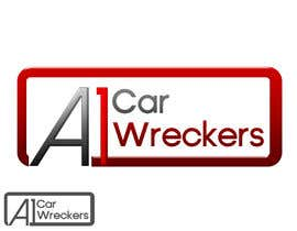 #1 para Design a Logo for A1 Car Wreckers por joka232