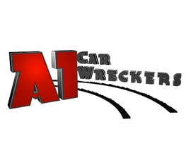 #19 para Design a Logo for A1 Car Wreckers por MMShizX2