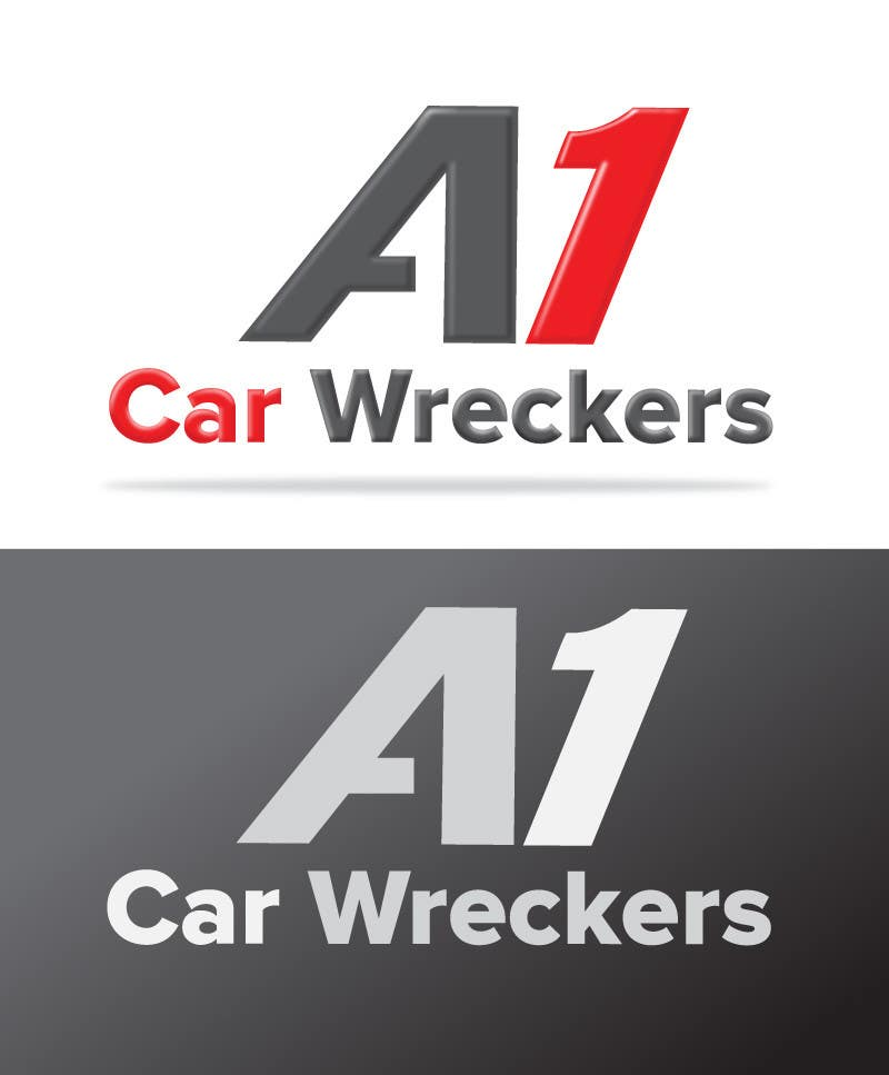 Konkurrenceindlæg #20 for Design a Logo for A1 Car Wreckers