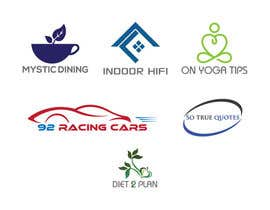 raselinfo tarafından 5 logos for 5 different domains/websites için no 13