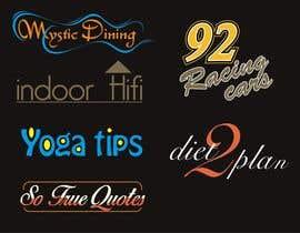 dulhanindi tarafından 5 logos for 5 different domains/websites için no 5