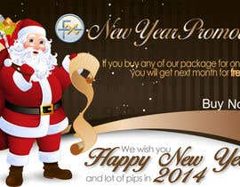 #65 cho Design a Banner for New Year Promotion bởi victorianeyes