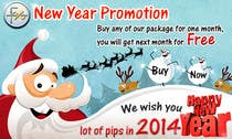 Contest Entry #29 for Design a Banner for New Year Promotion