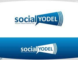 #634 for Logo Design for Social Yodel by innovys