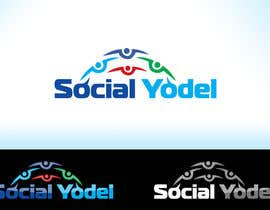#266 for Logo Design for Social Yodel af imeshbd