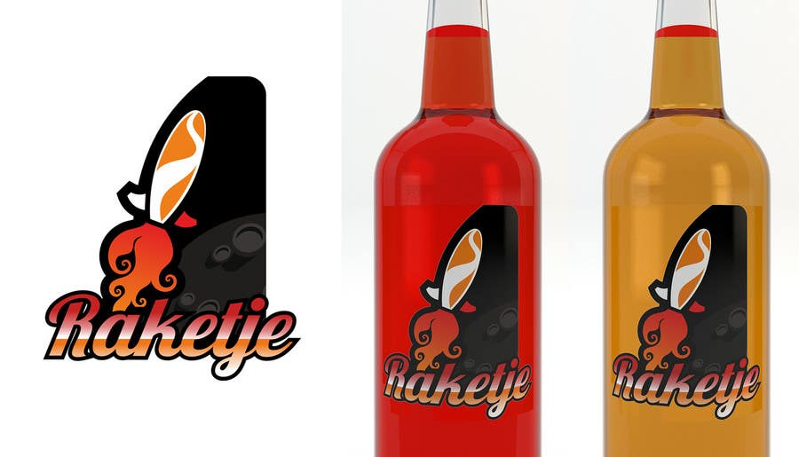 Proposition n°103 du concours Logo Design for Raketje