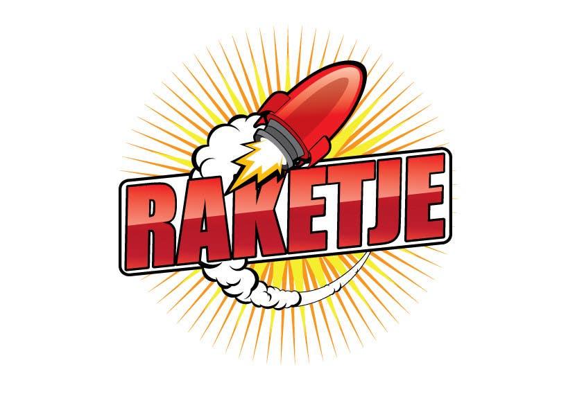 Contest Entry #59 for Logo Design for Raketje