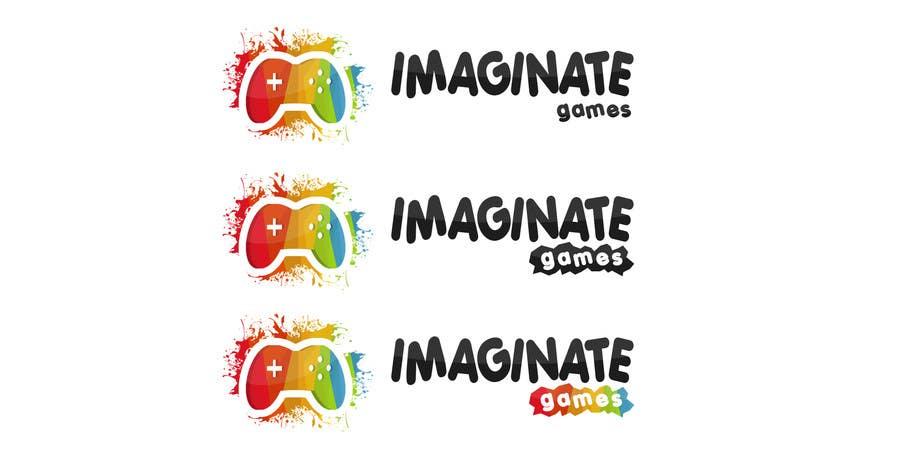 Kilpailutyö #110 kilpailussa Design a Logo for Mobile Games Developer