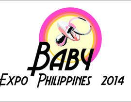 nº 5 pour Design a Logo for Kids Expo, Parent Expo and Baby Expo Philippines 2014 par iliemitrea