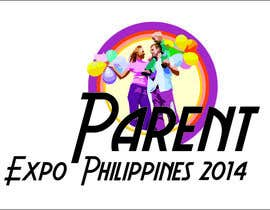 nº 8 pour Design a Logo for Kids Expo, Parent Expo and Baby Expo Philippines 2014 par iliemitrea