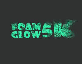 #19 cho Design a Logo for Foam Glow 5K bởi vickydoitbest