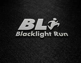 #23 untuk Design a Logo for Blacklight Run oleh LogoFreelancers