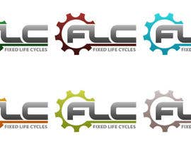 #12 for Design a Logo for Fixed Gear Bike Shop af tobyquijano