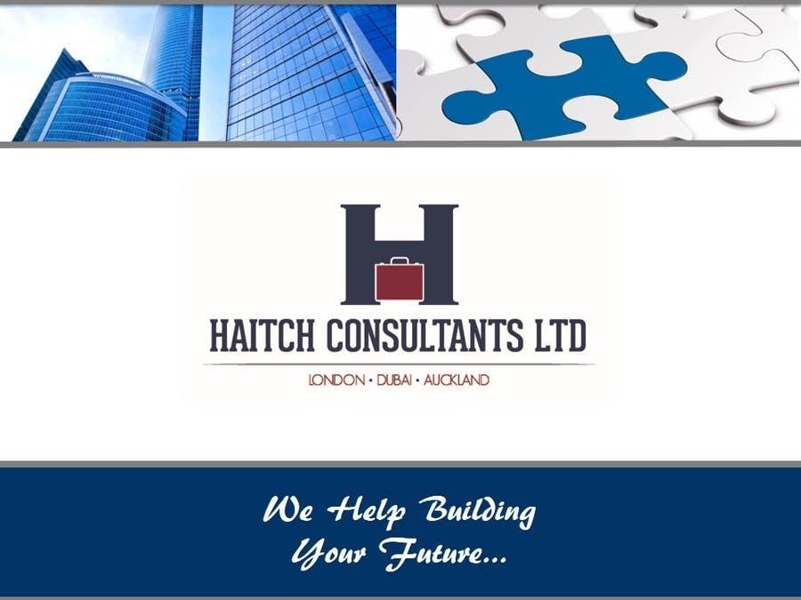 Design a company profile for business consultancy company for Design consultancy company profile