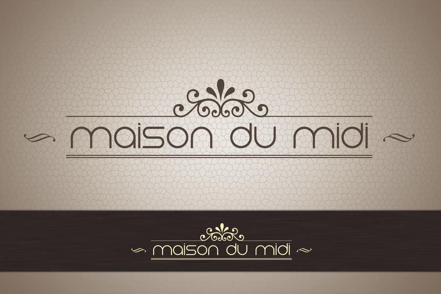 #207 for Design a Logo for maison du midi by bedmenton