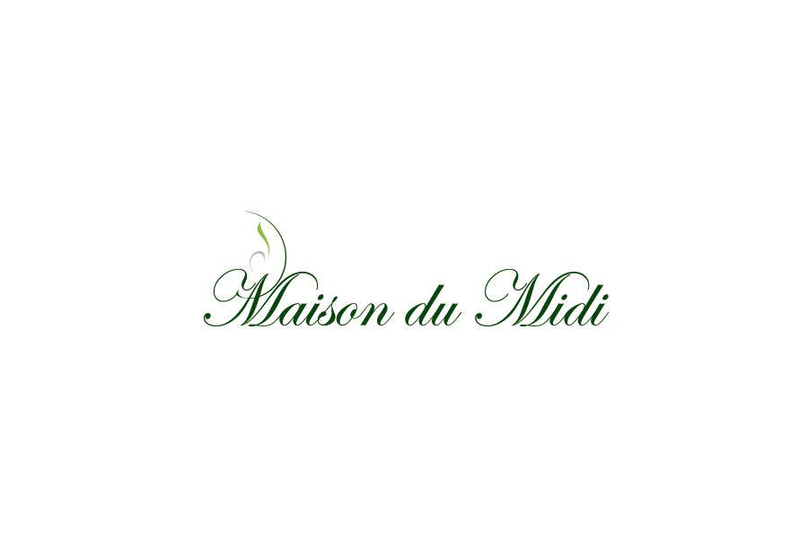 #13 for Design a Logo for maison du midi by alamin1973