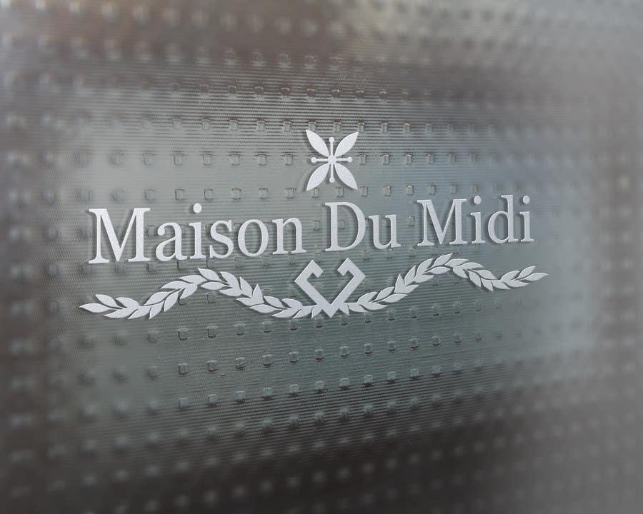 #50 for Design a Logo for maison du midi by LogoFreelancers