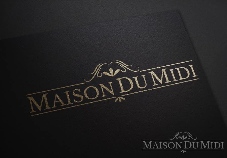 #35 for Design a Logo for maison du midi by SergiuDorin