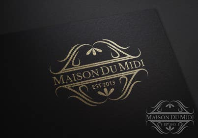 #36 for Design a Logo for maison du midi by SergiuDorin